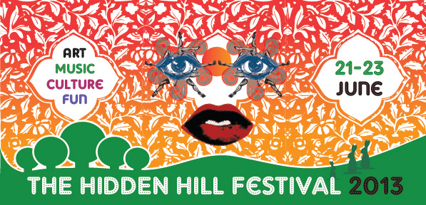 Hidden Hill Festival logo